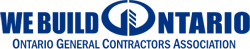 Ontario General Contractors Association logo